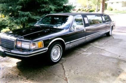 Limousines for Sale